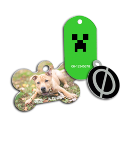 Dog tags en ID tags